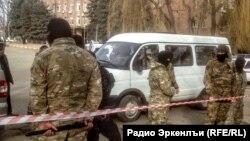 Дагестанская полиция (архивное фото)