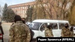 Полиция в Дагестане (архивное фото)