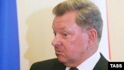Полномочный представитель президента России в СКФО Олег Белавенцев