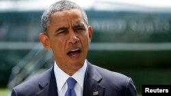 Presidenti amerikan, Barack Obama, (ARKIV)
