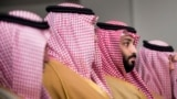 Саудиянын мураскер ханзаадасы Мухаммед бин Салман.