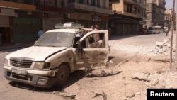 Aleppo, foto nga arkivi