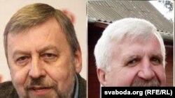 Андрэй Саньнікаў, Рыгор Кастусёў