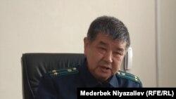 Советбек Туленбаев