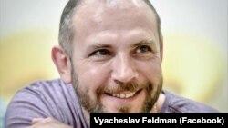 В'ячеслав Фельдман, волонтер з Ізраїлю