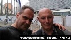 Асен Йорданов и Атанас Чобанов