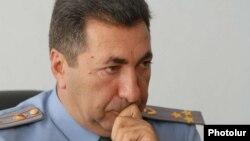 Ճանապարհային ոստիկանության նախկին պետ Մարգար Օհանյան