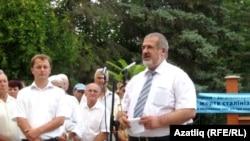 Лидер Крымских татар - Рефат Чубаров