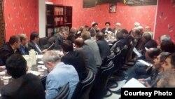 نشست شورای سیاستگذاری اصلاحطلبان (عکس آرشیو)