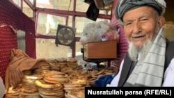 Abdul Hai Qayumi, 80, has recovered from COVID-19.