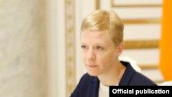 د روغتیا نړیوال سازمان د خوندیتوب او واکسیناسیون د برخې مشره کېت اوبراین