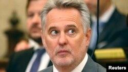 Дмитро Фірташ під час судового засідання, Відень, 30 квітня 2014