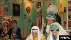 Национально-культурный фестиваль в Омске. 24 марта 2009 г.