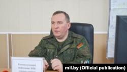 Міністр оборони Білорусі Віктор Хрєнін