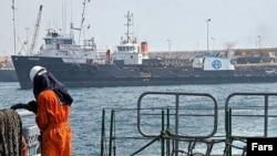Naftni terminal u Perzijskom zaljevu, foto iz arhive