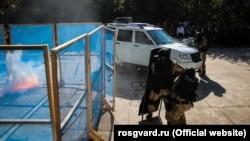 Російські «військово-патріотичні» спортивні ігри в анексованому Севастополі