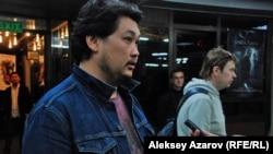 Режиссер фильма «Батырлар» Аскар Узабаев.