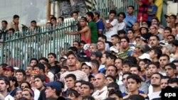جماهير رياضية عراقية