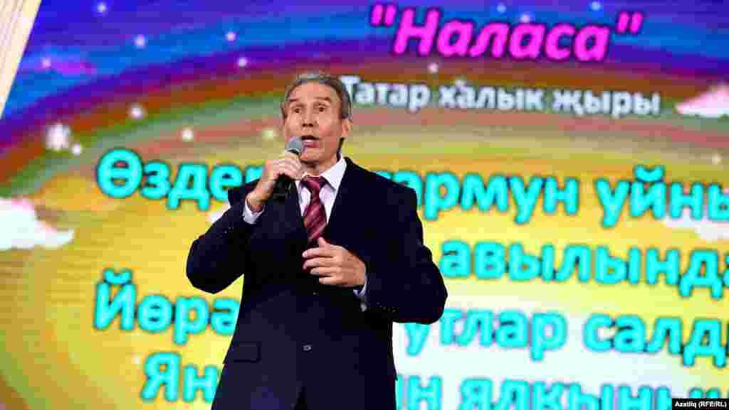 """Илсаф Исламов, """"Балкыш"""" фестивале лауреаты"""
