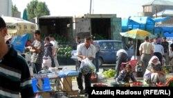 Naxçıvan şəhər bazarı