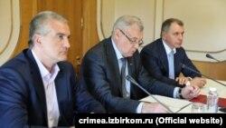 Сергій Аксьонов, Михайло Малишев, Володимир Константінов