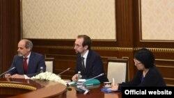 Zeid Ra'ad Al Hussein në Uzbekistan