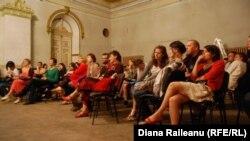 Artiști din Ucraina și statele Uniunii Europene