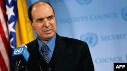 Ливияның БҰҰ-дағы елшісі Ибрагим Даббаш.