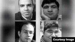 عباس واحدی، احسان پاکنژاد، حسین نوذری، علی اصغر هنرمند، چهار عضو وبسایت نارنجی در موجمع به بیست و پنج سال و نیم زندان محکوم شدهاند