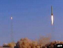 İranın «Şahab-3» raketi