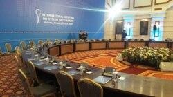 Աստանայում այսօր կմեկնարկեն Սիրիայի հարցով բանակցությունները