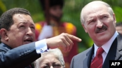 Уго Чавес указал Александру Лукашенко новые нефтяные перспективы