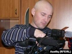 Оператор Алексей Крылов
