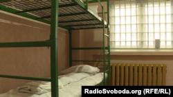 Одна з камер відреставрованого корпусу №5 Лук'янівського СІЗО, фото 2018 р