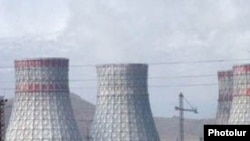 The nuclear plant at Metsamor