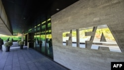 The headquarters of the International Federation of Association Football (FIFA) in Zurich. (file photo)