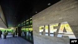 Pamje nga selia e FIFA-s në Cyrih të Zvicrës