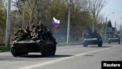 Краматорськ, 16 квітня 2014 року