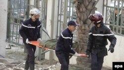 یک منبع امنیتی: امکان دارد تعداد کشته شدگان به ۶۰ نفر برسد.