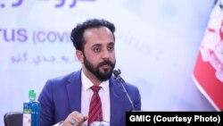 جاوید فیصل سخنگوی دفتر شورای امنیت ملی افغانستان