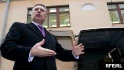 Лидер НДС увел своих единомышленников подальше от российского ЦИКа