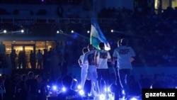 Шоу Asian Fight 2017 в Ташкенте.