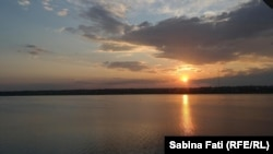 Nikolaev, 2016. Bugul de Sud înainte de vărsarea în Marea Neagră