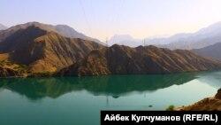 Кызыл-Бейит айылы жайгашкан аймак.