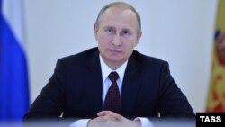 Ռուսաստանի նախագահ Վլադիմիր Պուտին