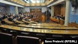 Sporan izbor člana Senata Državne revizorske institucije koji je izazvao protest nevladinih organizacija: Skupština Crne Gore