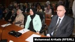 أعضاء في مجلس محافظة نينوى