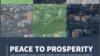 کاخ سفید طرح موسوم به «صلح تا آبادانی» را روز شنبه یکم تیرماه منتشر کرد