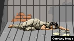 Azerbaijan - Femided, cartoon series of Gunduz Aghayev