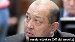Экс-глава Тункинского района Бурятии Андрей Самаринов